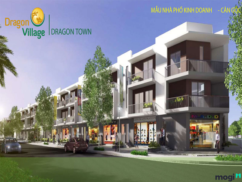 dragon village 8